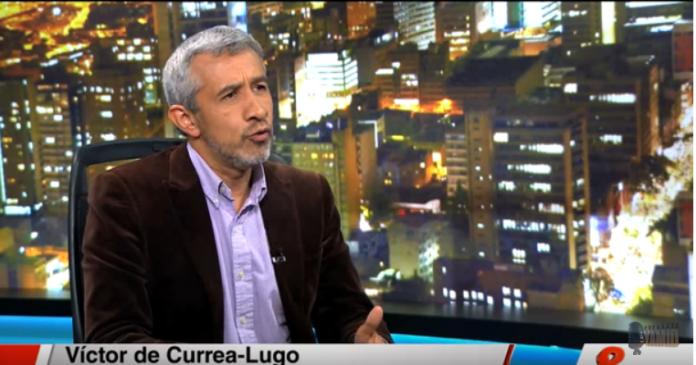 Pregunta Yamid: Victor de Currea-Lugo, Profesor de la Universidad Nacional 2