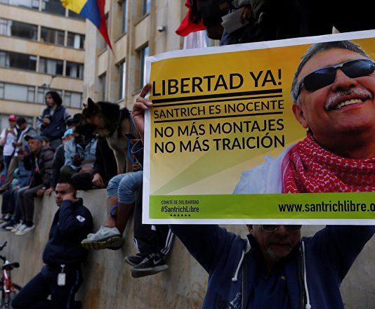 © REUTERS / Jaime Saldarriaga