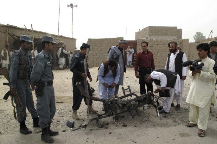 Afganización