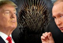 Siria, Trump y Juego de Tronos Foto: Archivo Particular