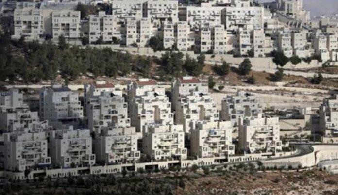 Los asentamientos judíos en Palestina 2