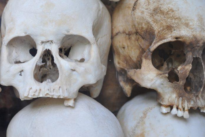 Cuando los vietnamitas llegaron, en 1979, encontraron miles de cadáveres.Víctor de Currea-Lugo