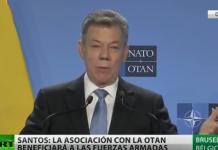"""La entrada de Colombia en la OTAN, ¿""""un mensaje de belicismo""""?"""