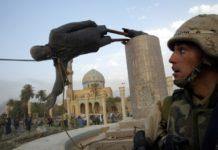 El 9 de abril de 2003, cayó el régimen de Sadam Hussein en Irak, un país que hoy sigue en guerra. / Foto: Reuters