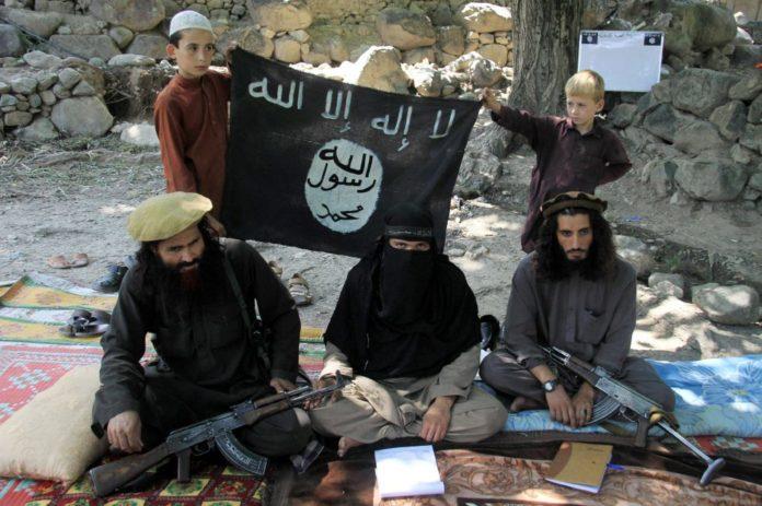 Célula del Estado Islámico en la provincia de Kunar (Afganistán). / EFE
