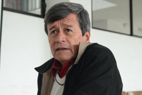 """""""Pablo Beltrán"""", máximo comandante del Eln. / Foto: Víctor de Currea"""