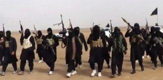 Miembros del Estado Islámico. EFE