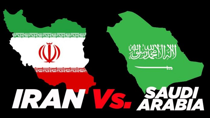 Irán versus Arabia Saudita: