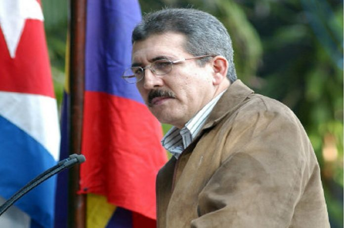 """""""La libertad debe estar vinculada a las condiciones de existencia"""", insiste Antonio García. / AFP"""