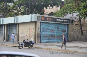 Caracas: y todo a media luz. 17