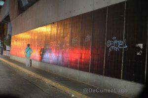 Caracas: y todo a media luz. 16