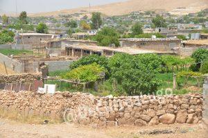 La vida en el Campo Makhmour para refugiados kurdos en Irak: Un largo viaje para seguir la espera 8
