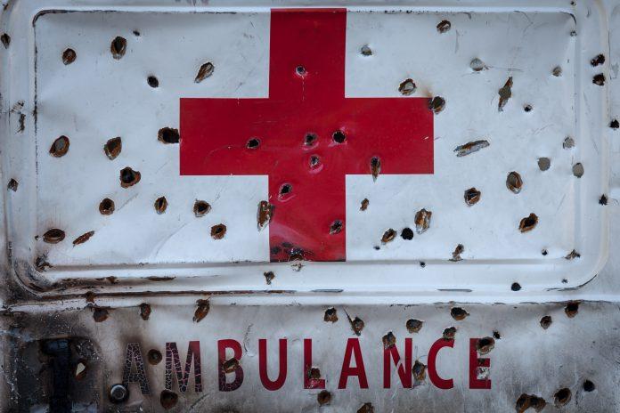 sector salud en Colombia riesgos