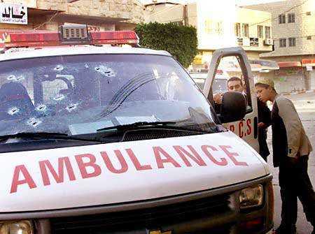 Palestina crisis de organizaciones humanitarias