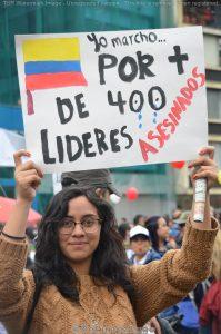 De las revueltas árabes a la protesta en Colombia. 9