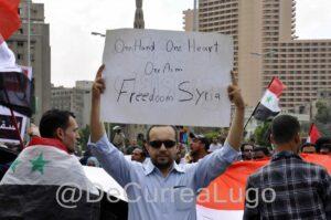 Revueltas arabes