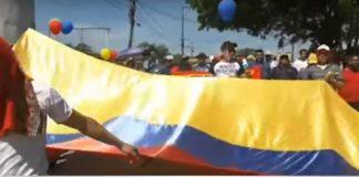 paro nacional catatumbo