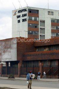 No hay cama pa' tanta gente (Homenaje al Hospital San Juan de Dios) 5