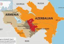 Armenia versus Azerbaiyán