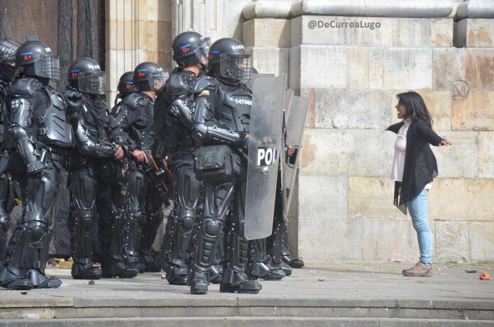 protestas paro nacional