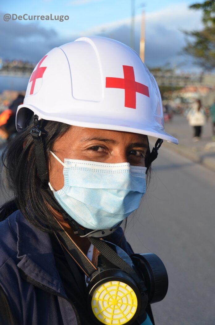 misión médica paro nacional