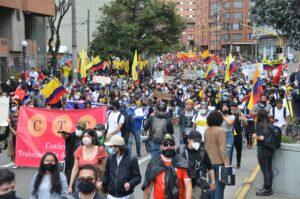 Carta desde Colombia sobre el paro nacional 3