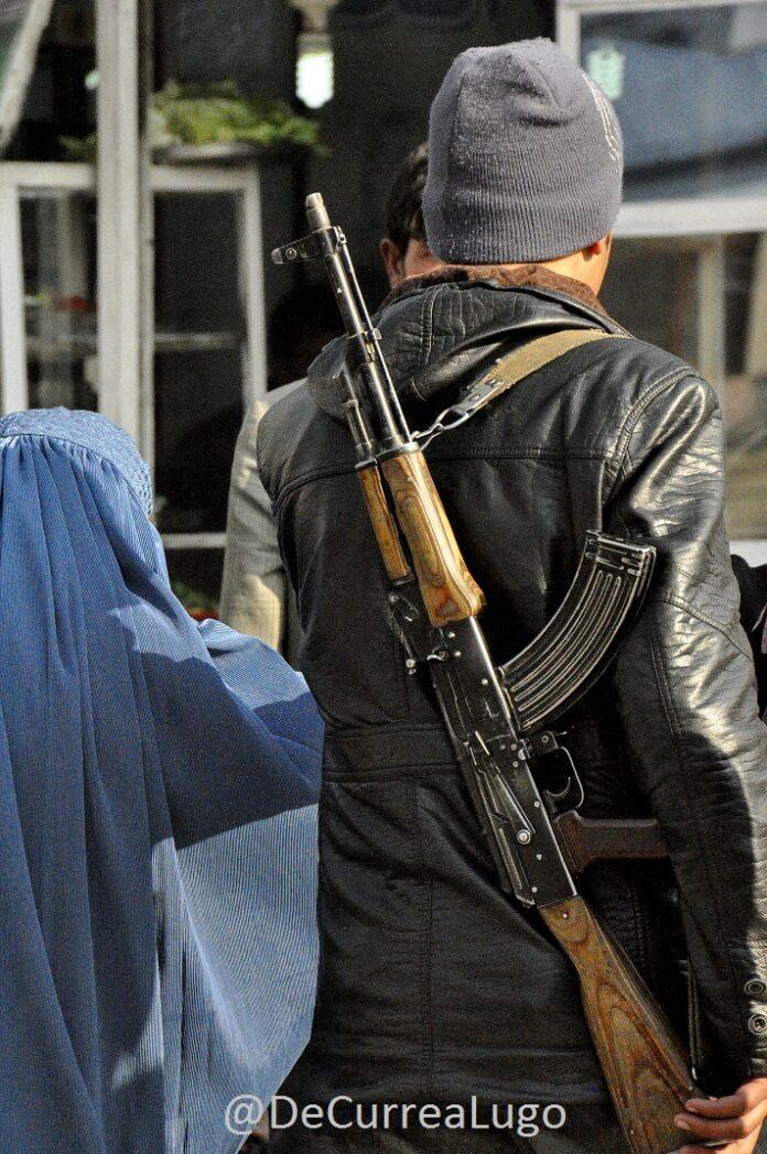Afganistán 2021