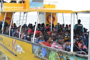 """Migrantes en Necoclí: la travesía para alcanzar el """"sueño americano"""" 21"""