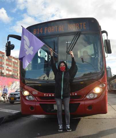 GALERÍA | Postales de la marcha estudiantil 11