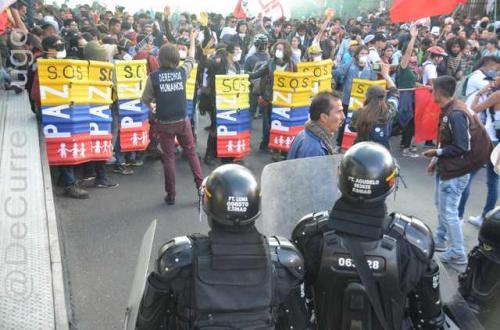 GALERÍA | Postales de la marcha estudiantil 7
