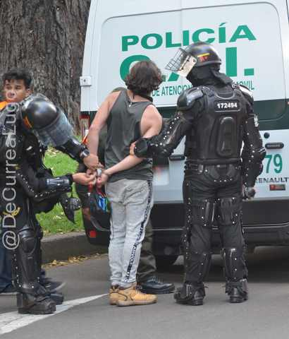 GALERÍA | Postales de la marcha estudiantil 3
