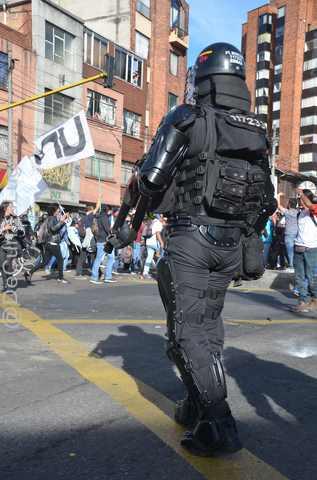 GALERÍA | Postales de la marcha estudiantil 19