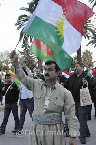 GALERÍA | Kurdistán: entre tribuna y trinchera 1