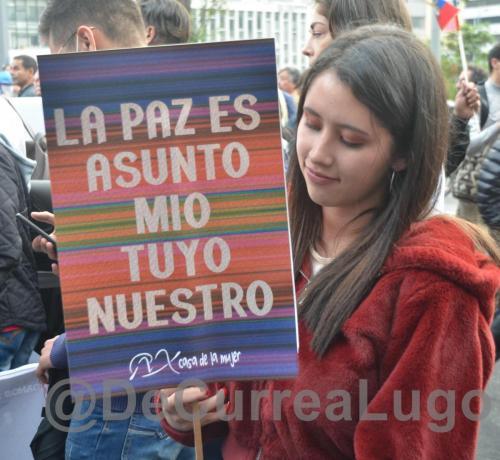 GALERÍA | Marcha por la JEP, por la paz. 27