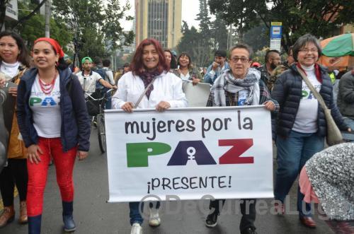 GALERÍA | Marcha por la JEP, por la paz. 24