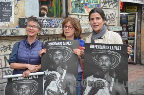 GALERÍA | Marcha por la JEP, por la paz. 22