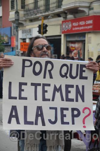 GALERÍA | Marcha por la JEP, por la paz. 20