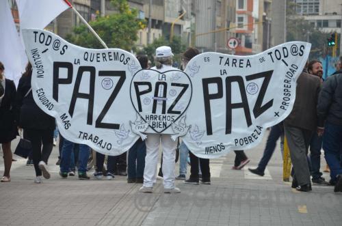 GALERÍA | Marcha por la JEP, por la paz. 19