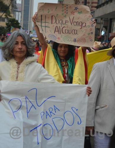 GALERÍA | Marcha por la JEP, por la paz. 18