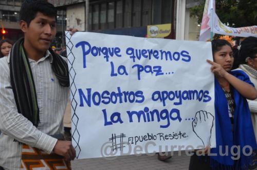 GALERÍA | Marcha por la JEP, por la paz. 17