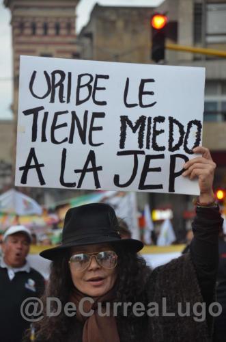 GALERÍA | Marcha por la JEP, por la paz. 14