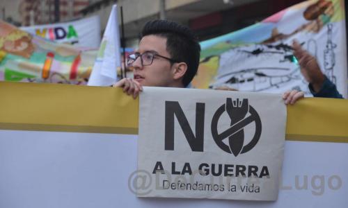 GALERÍA | Marcha por la JEP, por la paz. 13