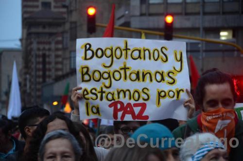 GALERÍA | Marcha por la JEP, por la paz. 12
