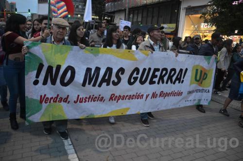 GALERÍA | Marcha por la JEP, por la paz. 11