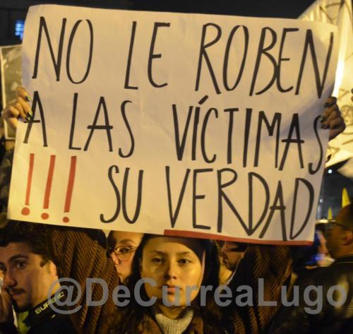 GALERÍA | Marcha por la JEP, por la paz. 3