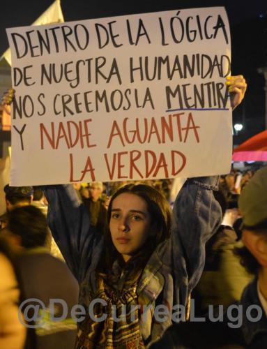GALERÍA | Marcha por la JEP, por la paz. 2