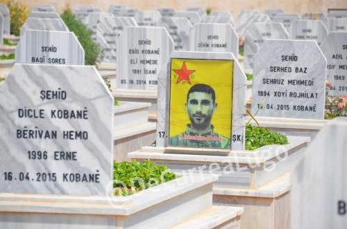 GALERÍA | Kurdistán: entre tribuna y trinchera 16