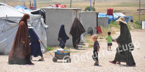 GALERÍA | Kurdistán: entre tribuna y trinchera 20