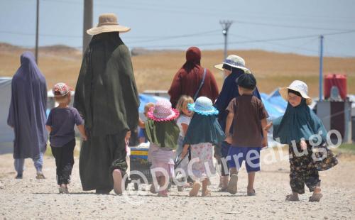 GALERÍA | Kurdistán: entre tribuna y trinchera 22