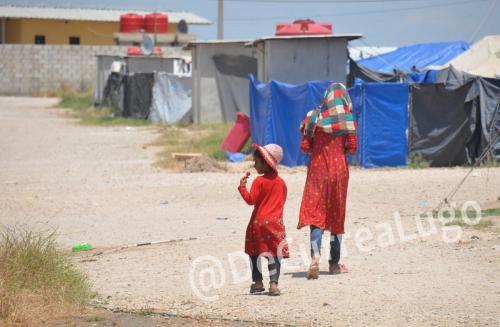 GALERÍA | Kurdistán: entre tribuna y trinchera 24